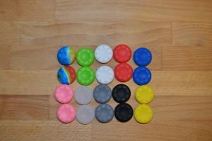 силиконовые накладки на аналоговые манипуляторы
