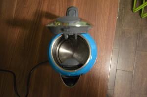 Нагрев воды в чайнике kMix Boutique SJM023
