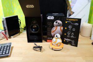 Комплект поставки BB-8