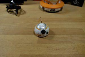 Голова BB-8
