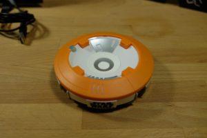 Подставка и зарядка для дроида