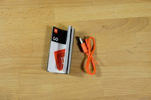 Инструкция и micro USB провод
