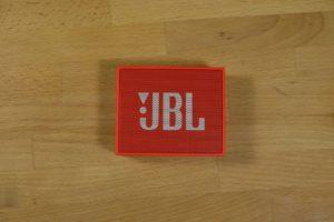 Передняя часть JBL GO