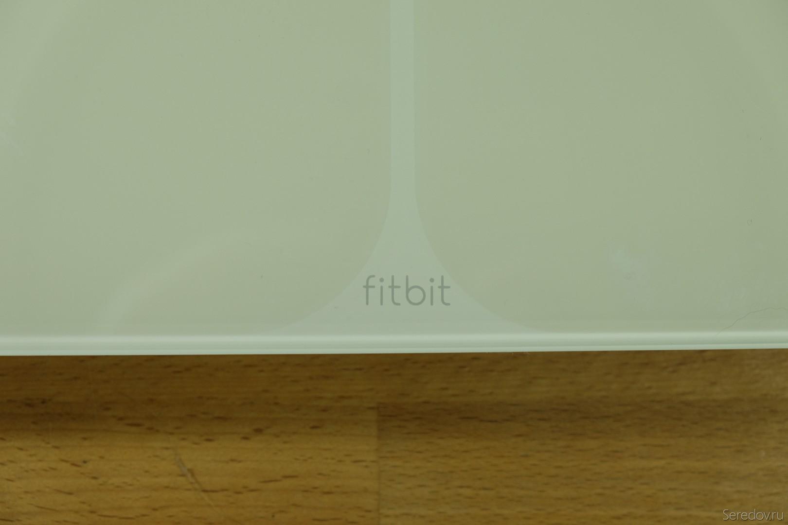Обзор весов fitbi aria