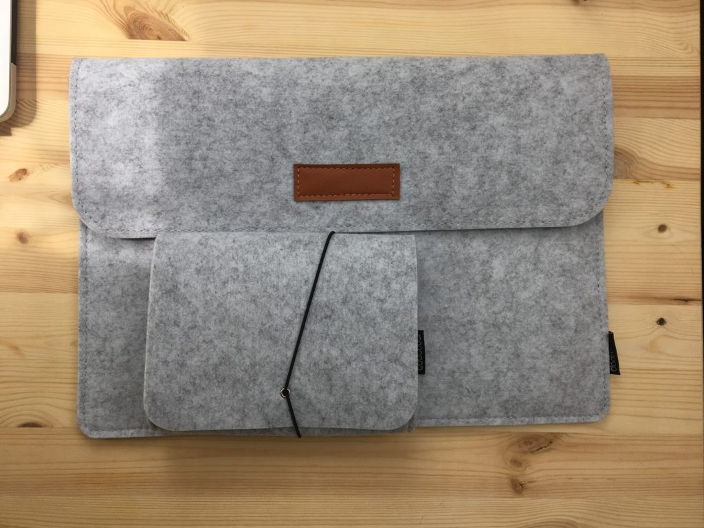 Обзор чехла для 13 дюмового ноутбука от Dodocool